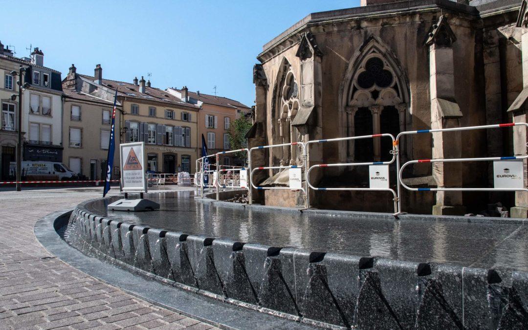 Fontaine d'Epinal