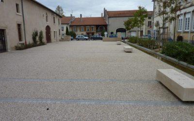 Béton décoratif en Meurthe-et-Moselle
