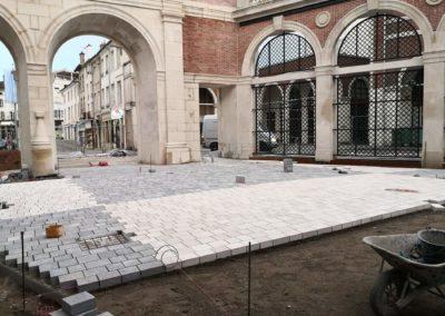 Porte Saint-Nicolas à Nancy